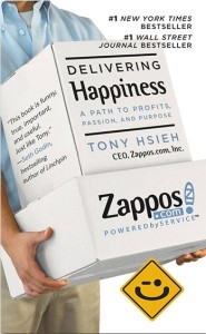 Delivering Happiness - Zappos CEO Tony Hsieh